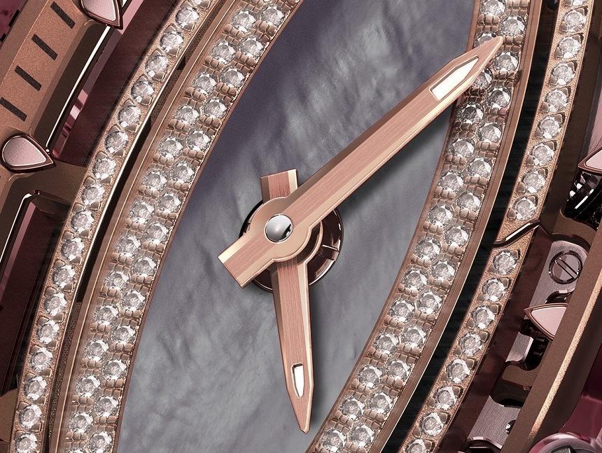 Photo Credit: Pink Lady Sapphire Richard-Mille Watch RM 07-02