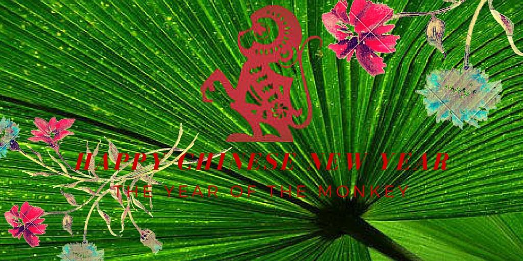year of the monkey, Chinese new yeat
