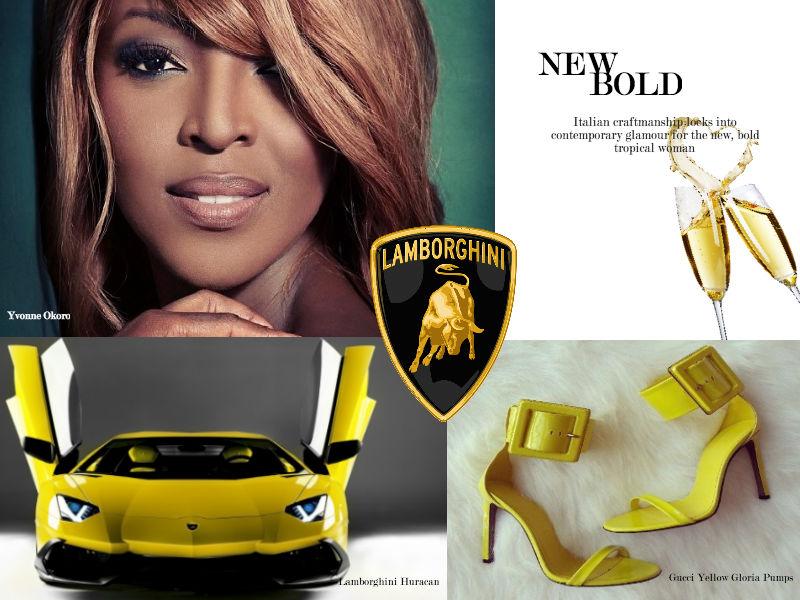 Lamborghini Gucci collage_Lux Afrique