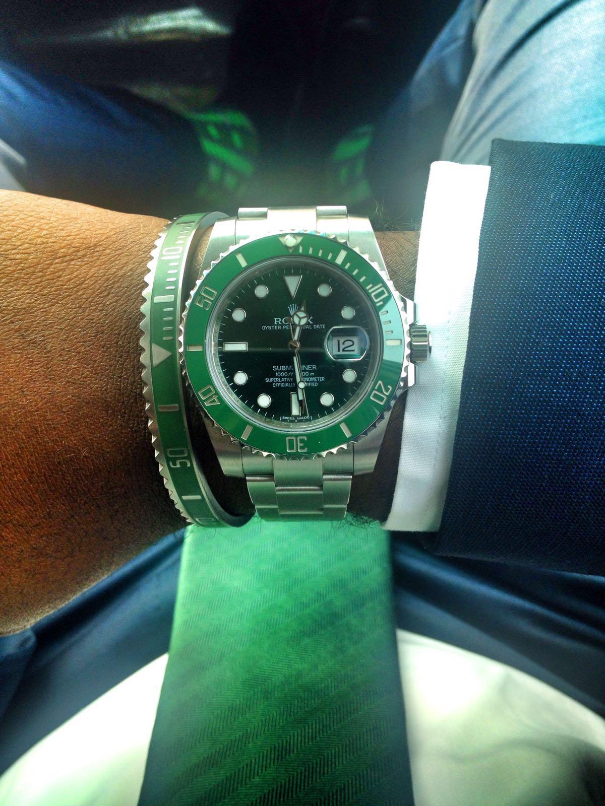 Rolex Submariner_LuxAfrique