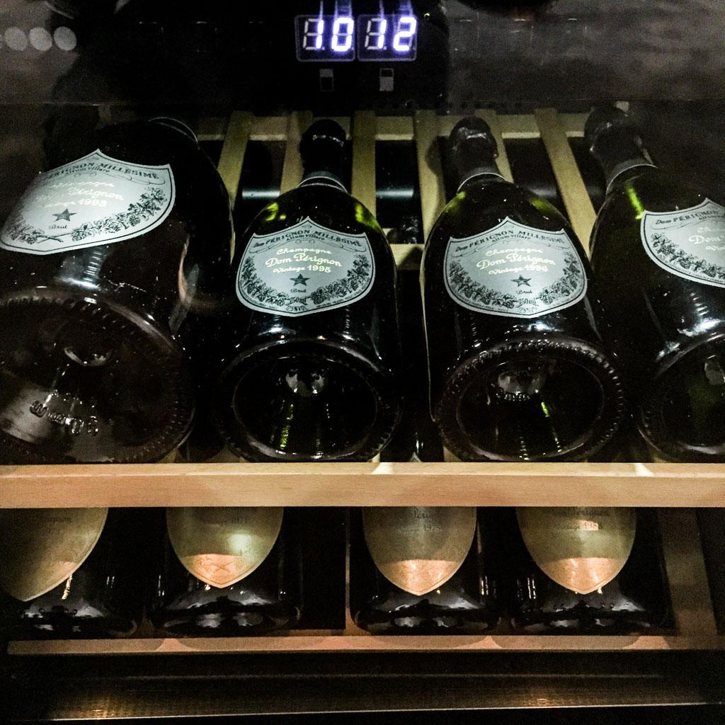 Dom Perignon Wine Cellar at Hotel de Paris