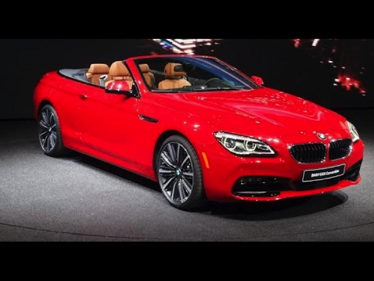 Photo Credit: BMW 4 SERIES CONVERTIBLE