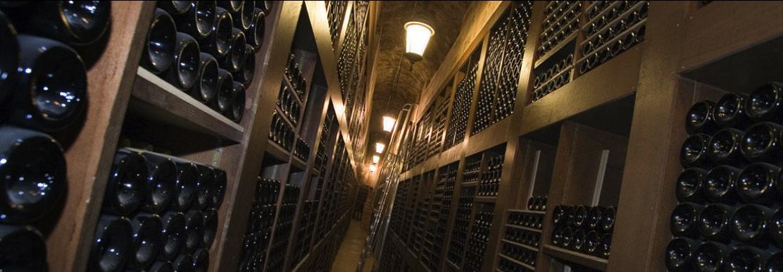 Dom Perignon Hotel de Paris 2 Wine Cellar