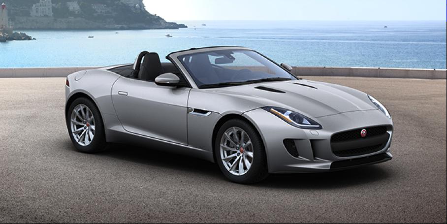 Photo Credit: Jaguar f type