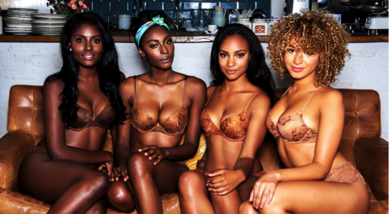 Naked caramel black girls A Different Kind Of Nude By Nubian Skin Lux Afrique