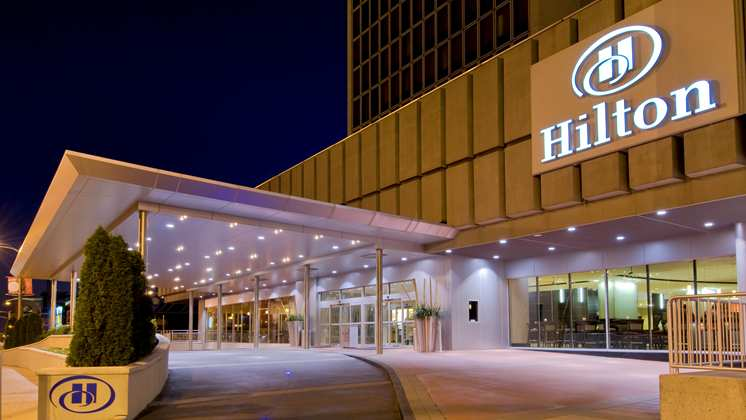 Welcome to the Hilton-LUXAFRIQUE