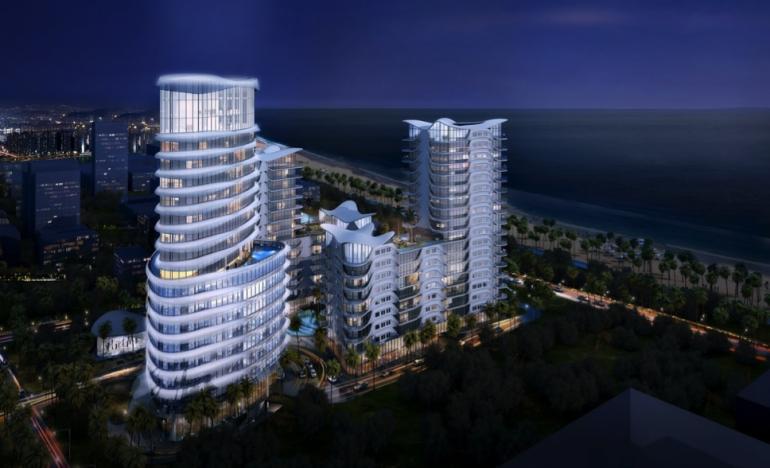 : The Atlantic Resort,Grenadines Homes development