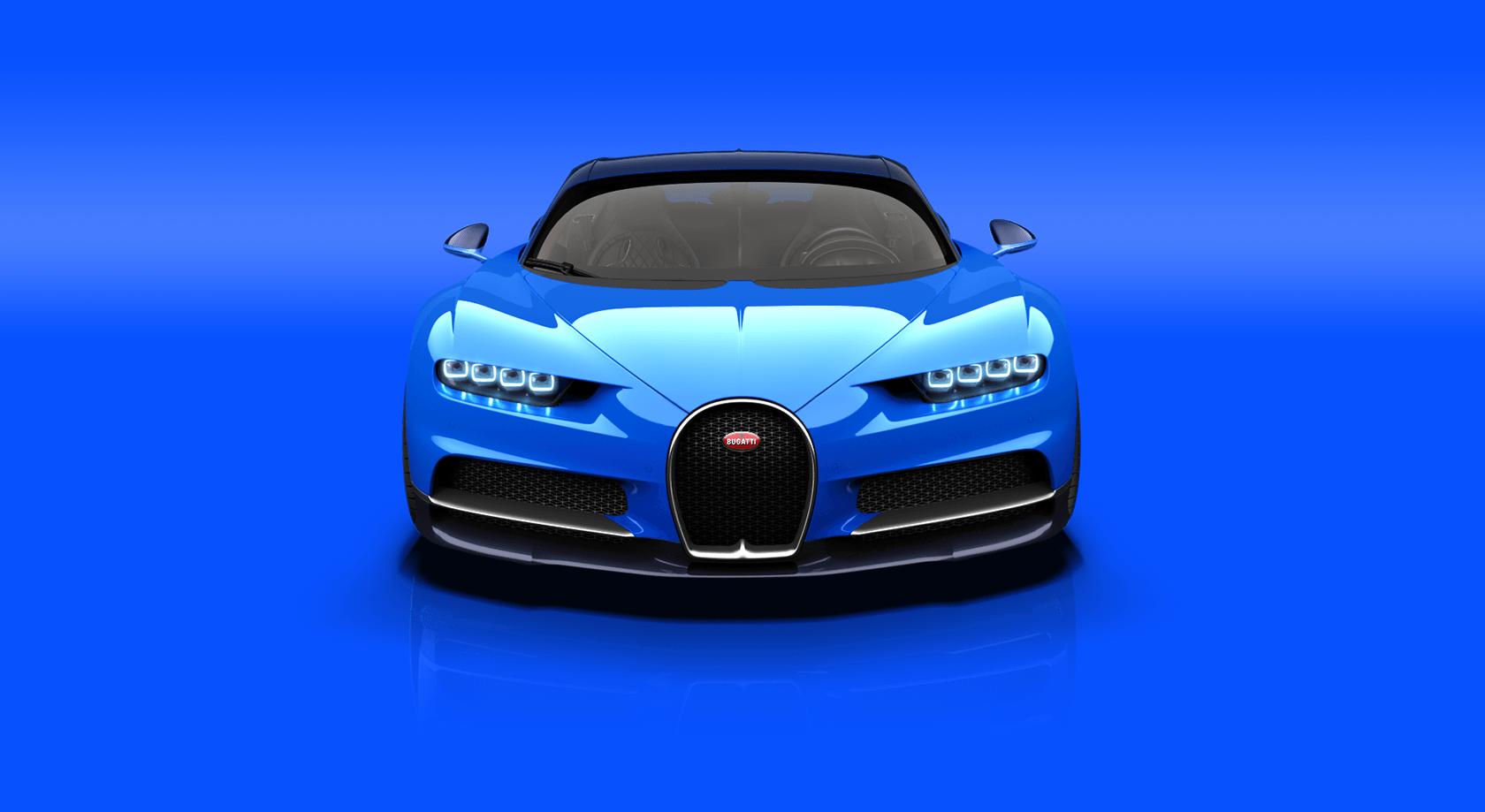 Photo Credit: Bugatti Chiron