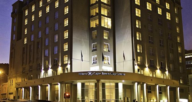 hilton hotel -luxafrique