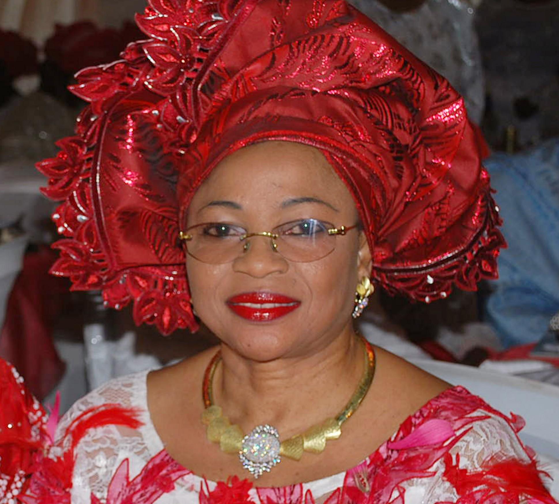 MEET THE RICHEST WOMAN IN NIGERIA - FOLORUNSHO ALAKIJA