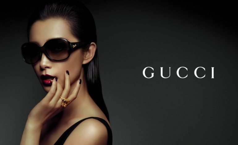 Gucci ad -luxafrique