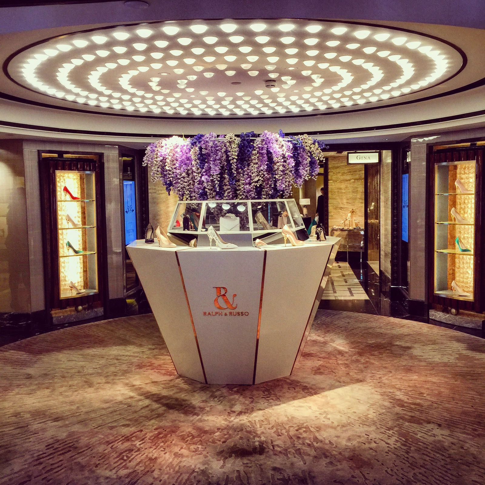 Lux Afrique, Ralph and Russo, Harrods