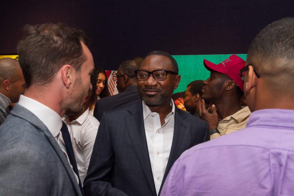 Lux afrique, Bonhams, Forte Oil