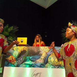 Lux Afrique, DJ Cuppy, African Art