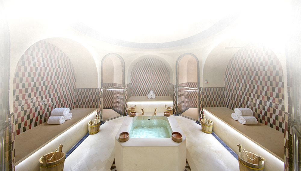 luxury african spa