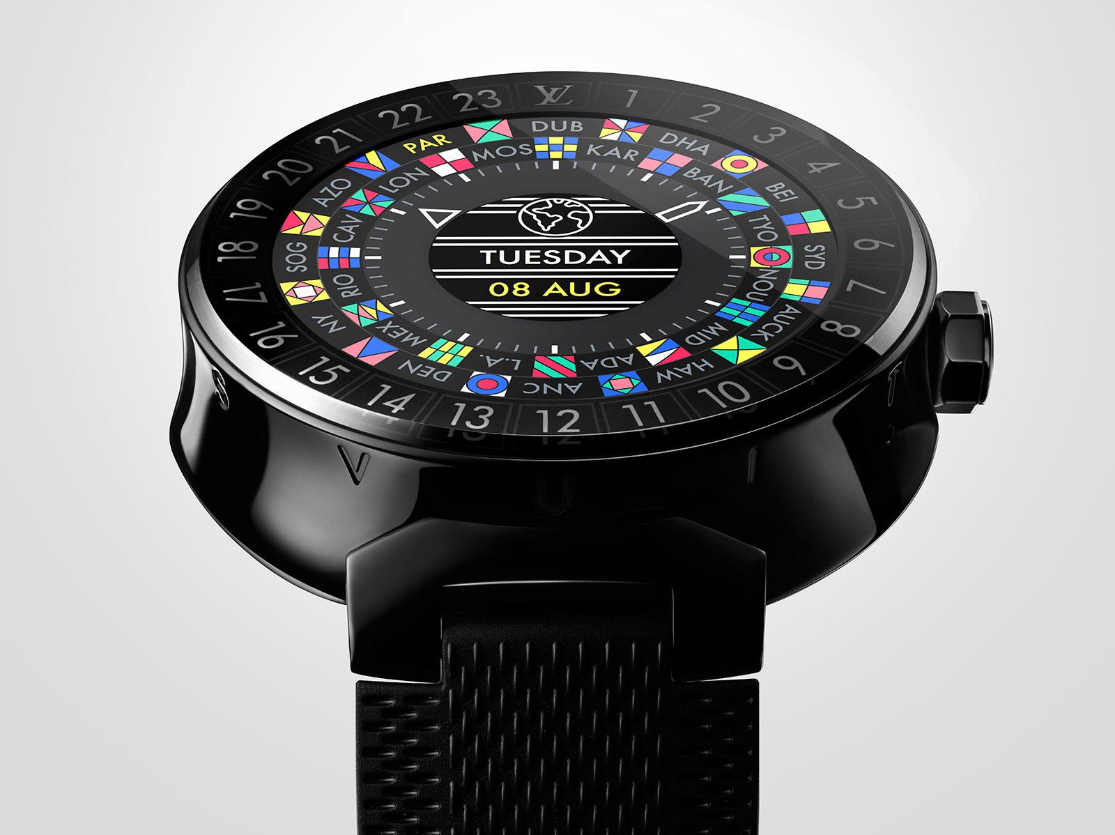 Louis Vuitton To Debut The Tambour Horizon Smartwatch