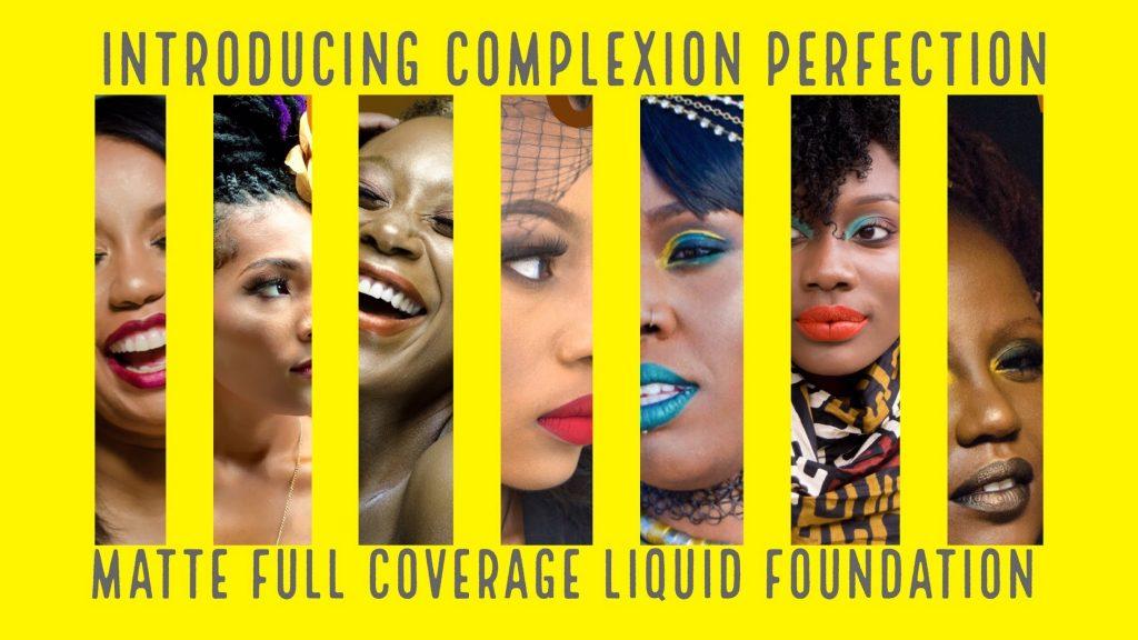 high end foundation african skin
