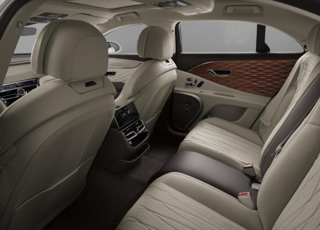 Bentley Flying Spur Grand Touring sedan