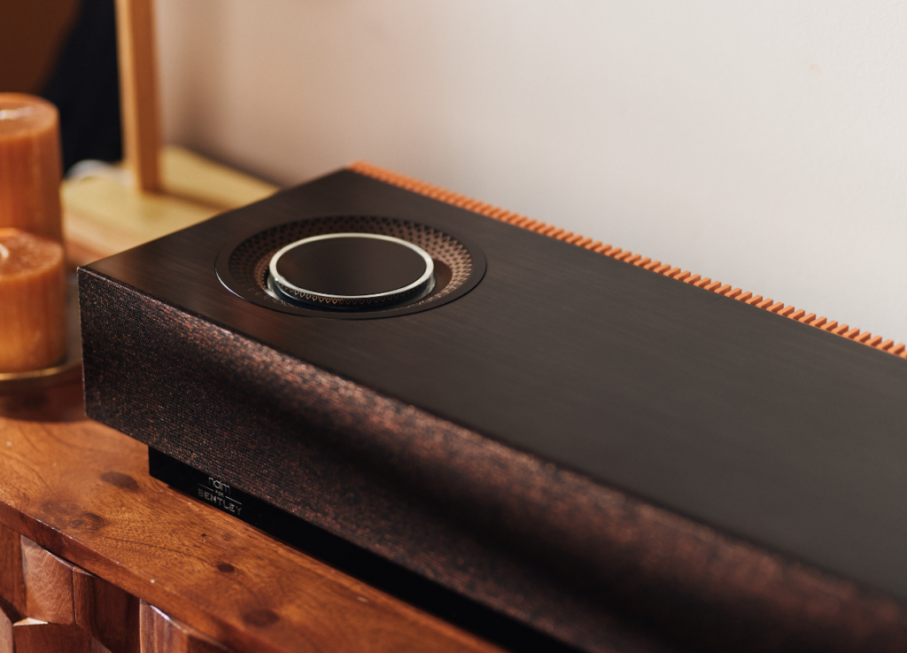 Naim Mu-so for Bentley Special Edition wireless speaker system