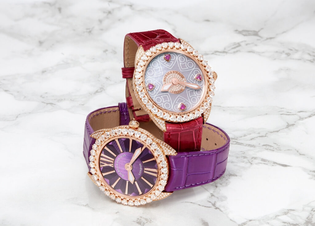 Backes & Strauss Queen of Hearts collection