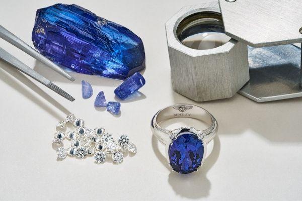 Bentley Jewellery collection