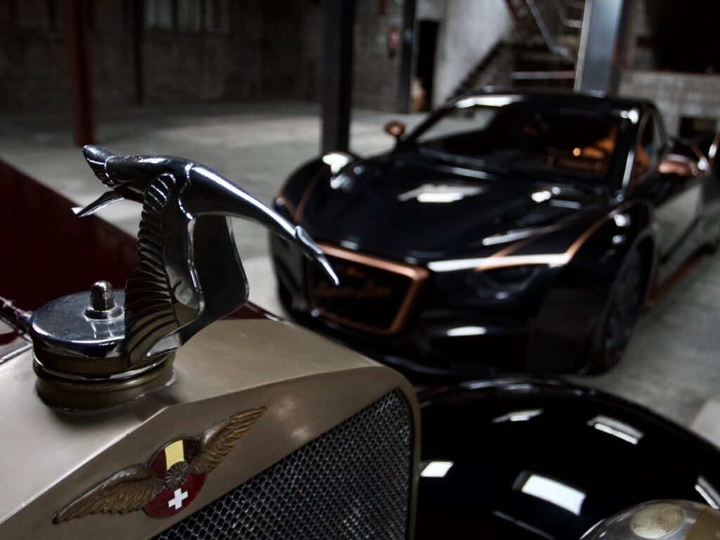 Hispano Suiza Carmen Boulogne is ready to hit the roads