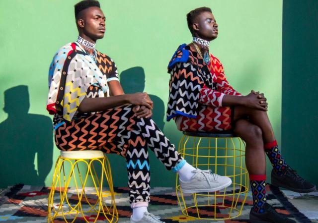 African designers MAXHOSA