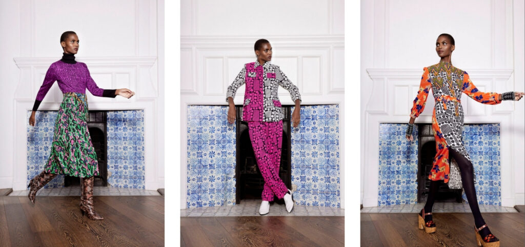 Duro Olowu 2021 Fall Collection at London Fashion Week