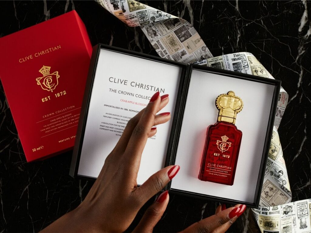 clive christian crown collection