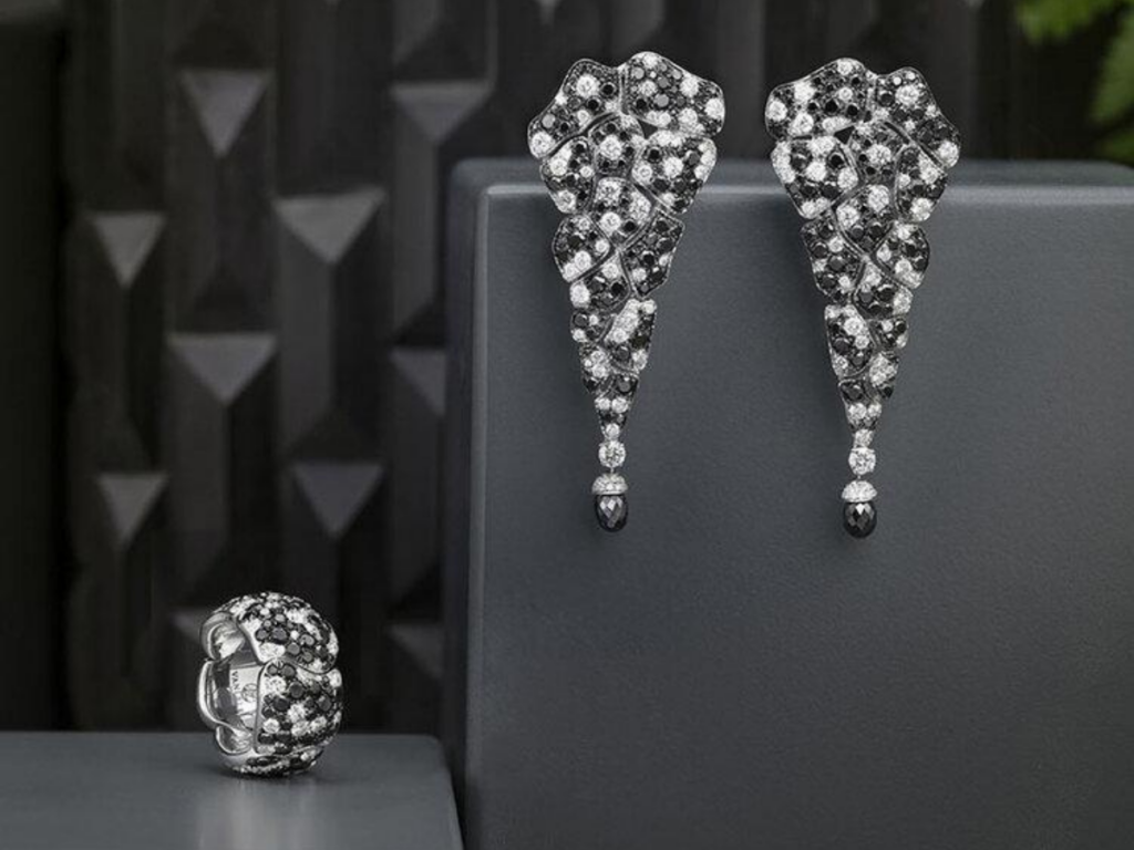 Why black and white jewellery will always be a classic
