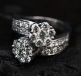 Why black and white diamonds will always be a classic